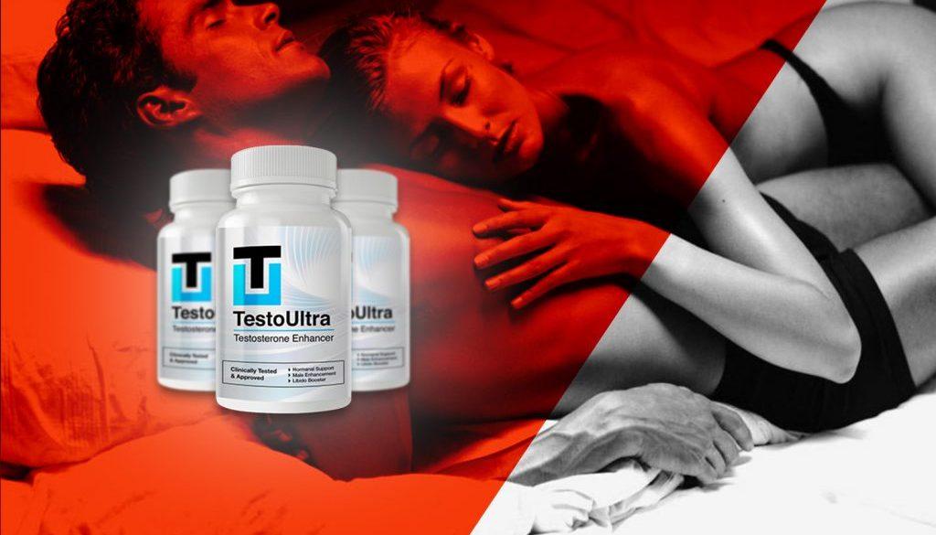 Pillole Testo Ultra per aumentare il testosterone – Come funzionano?