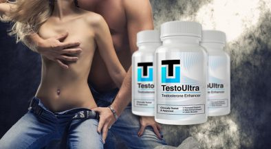 Pillole per l'aumento del testosterone Testo Ultra – Pronto a durare tutta la notte