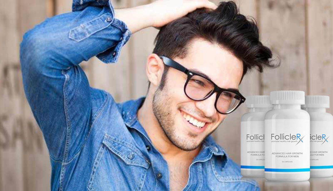 Follicle Rx: è possibile fermare la caduta dei capelli?